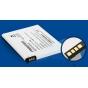 Усиленная батарея-аккумулятор большой ёмкости 1600mAh для телефона Lenovo A369i + гарантия..