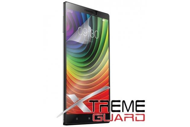 Фирменная оригинальная защитная пленка для телефона Lenovo Vibe Z2 Pro K920 LTE глянцевая
