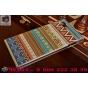 Фирменная роскошная задняя панель-чехол-накладка с безумно красивым расписным эклектичным узором на Lenovo Vib..