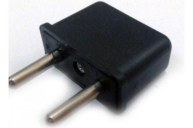 Фирменное оригинальное зарядное устройство от сети для телефона Lenovo Ideaphone K900/ Vibe Z K910/P780/P770/S350 + гарантия