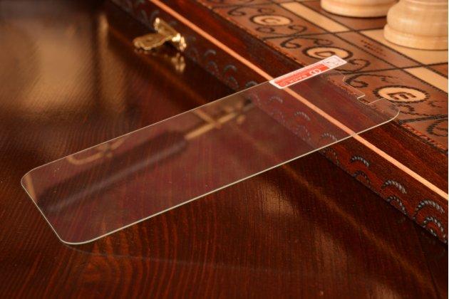 Фирменное защитное закалённое стекло премиум-класса из качественного японского материала с олеофобным покрытием для Lenovo A328