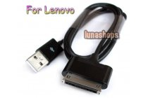 Фирменный оригинальный USB дата-кабель для планшета Lenovo Ideapad K1-10 + гарантия
