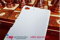 Фирменная задняя панель-крышка-накладка из тончайшего и прочного пластика для Lenovo VIBE X2 белая