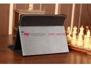 Чехол-обложка для MSI Primo 90 черный кожаный ..