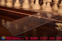 Фирменное защитное закалённое противоударное стекло премиум-класса из качественного японского материала с олеофобным покрытием для Meizu M1 note