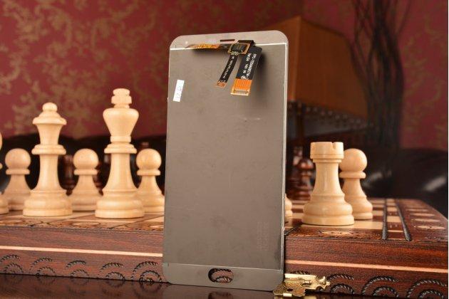 Фирменный LCD-ЖК-сенсорный дисплей-экран-стекло с тачскрином на телефон Meizu M2 note и инструменты для вскрытия + гарантия