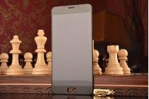 Фирменное LCD-ЖК-экран-сенсорное стекло-тачскрин для телефона Meizu M3 Note  черный и инструменты для вскрытия + гарантия