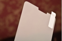 Фирменное защитное закалённое противоударное стекло премиум-класса из качественного японского материала с олеофобным покрытием для телефона  Meizu M3 Note