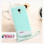 Фирменная необычная уникальная полимерная мягкая задняя панель-чехол-накладка для Meizu M3 Note