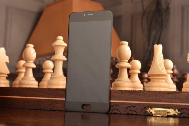 """Фирменный LCD-ЖК-сенсорный дисплей-экран-стекло с тачскрином на телефон Meizu M3/ M3 Metal/ M3S/ M3s Mini 5.0"""" (M688Q) черный"""