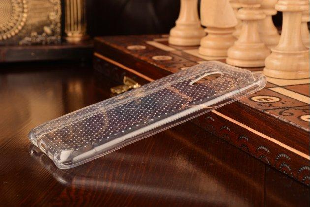 Фирменная ультра-тонкая полимерная из мягкого качественного силикона задняя панель-чехол-накладка для Meizu M3/ M3 Metal/ M3S/ M3s Mini прозрачная