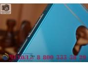 Фирменная металлическая задняя панель-крышка-накладка из тончайшего облегченного авиационного алюминия для Mei..