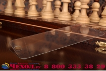 Фирменное защитное закалённое противоударное стекло премиум-класса из качественного японского материала с олеофобным покрытием для Meizu MX5