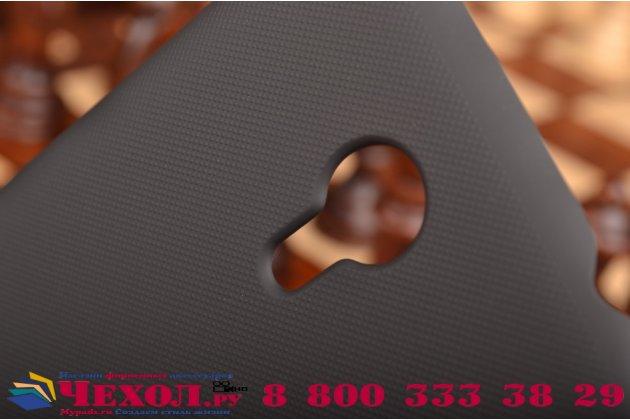 """Фирменная задняя панель-крышка-накладка из тончайшего и прочного пластика для Meizu Metal/ Meilan Metal /M57A/MA01 5.5"""" черная"""