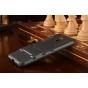 """Противоударный усиленный ударопрочный фирменный чехол-бампер-пенал для Meizu Metal/ Meilan Metal /M57A/MA01 5.5""""  черный"""
