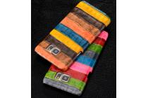 """Фирменная неповторимая экзотическая панель-крышка обтянутая кожей крокодила с фактурным тиснением для Meizu Pro 5 5.7"""" тематика """"Африканский Коктейль"""". Только в нашем магазине. Количество ограничено."""