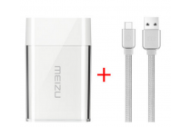 """Фирменный оригинальный USB Кабель - Micro USB Meizu 1 метр для телефона Meizu Pro 6 5.2"""" + гарантия"""