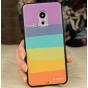 Фирменная ультра-тонкая полимерная из мягкого качественного силикона задняя панель-чехол-накладка для Meizu Pr..