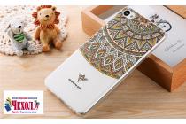 """Фирменная роскошная задняя панель-чехол-накладка из мягкого силикона с объемным  3D изображением  на Meizu U20 5.5"""" c с безумно красивым рисунком  """"Тематика Стильные узоры"""""""