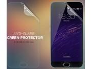 Фирменная защитная пленка для телефона Meizu M2 note матовая..