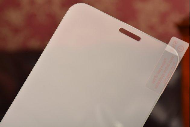 Фирменное защитное закалённое противоударное стекло премиум-класса из качественного японского материала с олеофобным покрытием для Meizu MX3