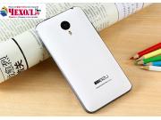 Родная оригинальная задняя крышка-панель которая шла в комплекте для Meizu MX4 белая..
