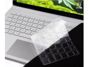 Фирменная ультра-тонкая силиконовая накладка на клавиатуру для Microsoft Surface Book 13.5..