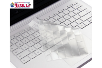 Фирменная ультра-тонкая силиконовая накладка на клавиатуру для Microsoft Surface Book 13.5