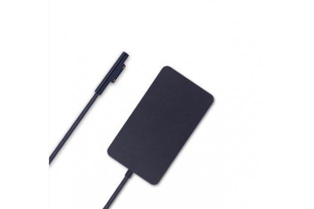 Фирменное зарядное устройство модель 1706 15V-4A 65W от сети для Microsoft Surface Book 13.5 + гарантия