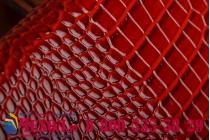 Фирменный роскошный эксклюзивный чехол-клатч/портмоне/сумочка/кошелек из лаковой кожи крокодила для планшетов Micromax Canvas Fantabulet F666. Только в нашем магазине. Количество ограничено.
