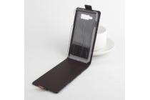"""Фирменный вертикальный откидной чехол-флип для Micromax A69 Bolt"""" """"тематика Париж"""""""