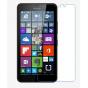 Фирменная оригинальная защитная пленка для телефона Microsoft Lumia 640 XL глянцевая..