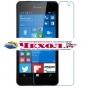 Фирменная оригинальная защитная пленка для телефона Microsoft Lumia 650 5.0