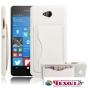 Фирменная роскошная элитная премиальная задняя панель-крышка для Microsoft Lumia 650 5.0