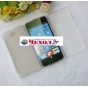 Фирменная ультра-тонкая полимерная из мягкого качественного силикона задняя панель-чехол-накладка для Microsof..