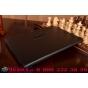 """Фирменный чехол для Microsoft Surface Pro 4 12.3"""" (i5/m3/i7) черный кожаный"""