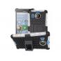 Противоударный усиленный ударопрочный фирменный чехол-бампер-пенал для Microsoft Lumia 950 XL / 950 XL Dual Si..