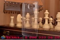 """Фирменная ультра-тонкая полимерная из мягкого качественного силикона задняя панель-чехол-накладка для Microsoft Lumia 950 / 950 Dual Sim 5.2"""" белая"""