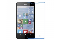 """Фирменная оригинальная защитная пленка для телефона  Microsoft Lumia 950 / 950 Dual Sim 5.2"""" глянцевая"""