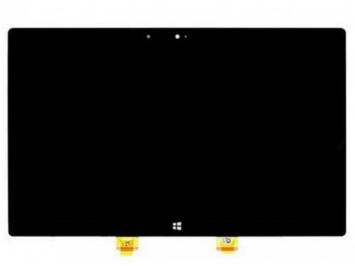 Фирменный LCD-ЖК-сенсорный дисплей-экран-стекло с тачскрином на планшет Microsoft Surface Pro 2 черный и инстр..