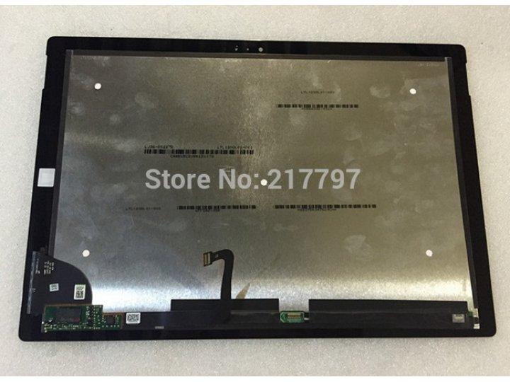 Фирменный LCD-ЖК-сенсорный дисплей-экран-стекло с тачскрином на планшет Microsoft Surface Pro 3 12