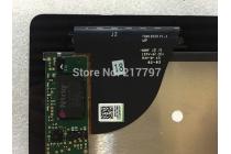 """Фирменный LCD-ЖК-сенсорный дисплей-экран-стекло с тачскрином на планшет Microsoft Surface Pro 3 12""""  V1.1 черный и инструменты для вскрытия + гарантия"""