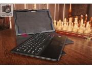 Фирменный оригинальный чехол со съёмной Bluetooth-клавиатурой с тачпадом для Microsoft Surface Pro 3 12