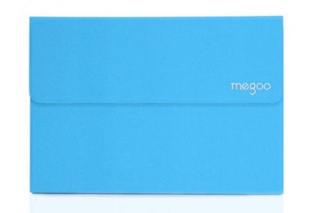 """Чехол-книжка-клатч с магнитной застежкой для Microsoft Surface 3 10.8"""" синий с отделением под клавиатуру"""