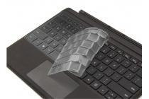 Фирменная ультра-тонкая силиконовая накладка на клавиатуру для Microsoft Surface 3 10.8