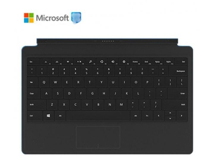 Фирменная оригинальная съемная клавиатура/док-станция/база TYPE Cover с магнитным креплением для планшета Micr..