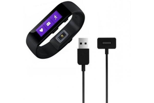 Фирменное оригинальное зарядное устройство от сети для спортивного браслета Microsoft Band + гарантия
