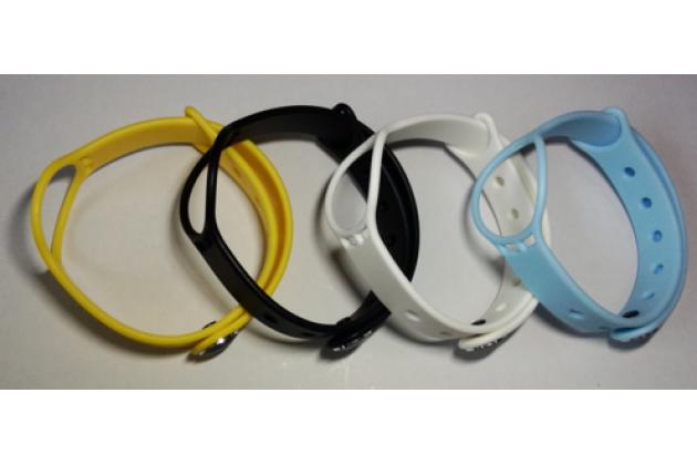 Фирменный сменный силиконовый ремешок для фитнес-браслета Misfit Shine разноцветный