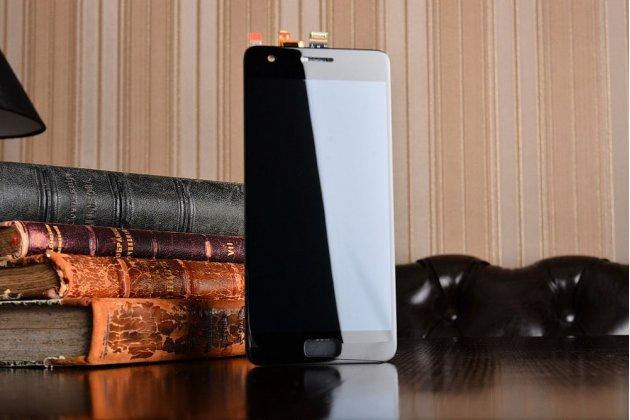 """Фирменный LCD-ЖК-сенсорный дисплей-экран-стекло с тачскрином на телефон Lenovo Zuk Z2/ZUK Z2 Rio Edition 5.0"""" черный + гарантия"""