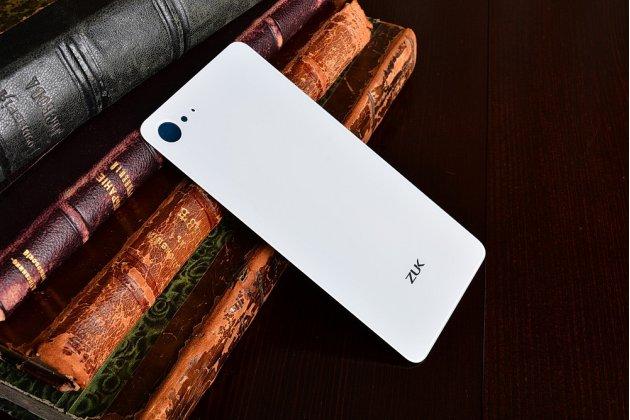 """Родная оригинальная задняя крышка-панель которая шла в комплекте для Lenovo Zuk Z2/ZUK Z2 Rio Edition 5.0"""" белая"""